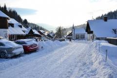 Zima v Petříkově