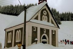 Kaple v Petříkově