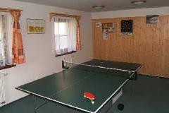 Stůl na ping-pong